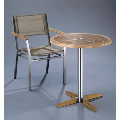 Barlow Tyrie Teak Equinox Circular Dining Table
