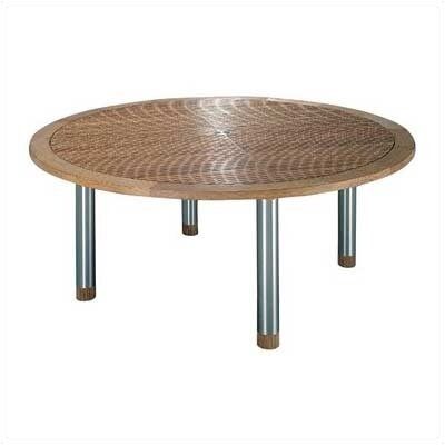 Barlow Tyrie Equino Circular Dining Table