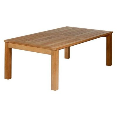 Barlow Tyrie Apex Teak Table