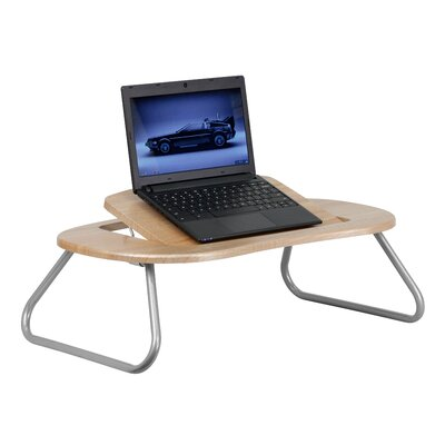 "Flash Furniture Angle 26"" W x 16"" D Laptop Computer Table"
