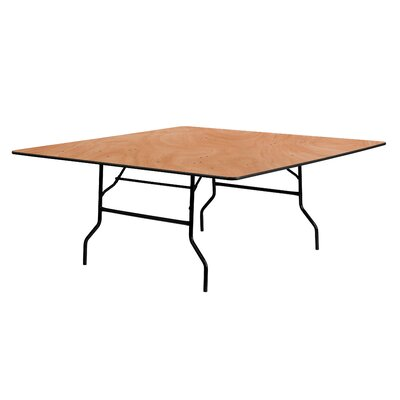 "Flash Furniture 72"" Square Folding Table"