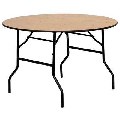 Flash Furniture Round Folding Table
