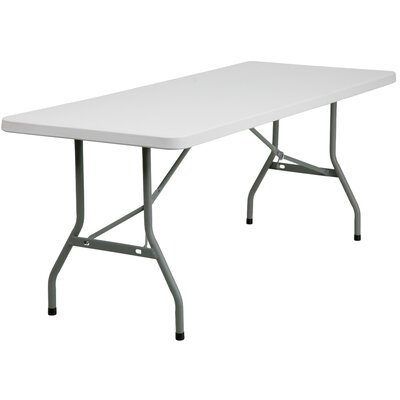 Flash Furniture Rectangular Folding Table