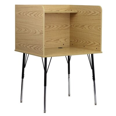 Flash Furniture Study Carrel Desk