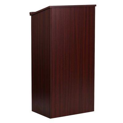 Flash Furniture Stand Up Full Podium