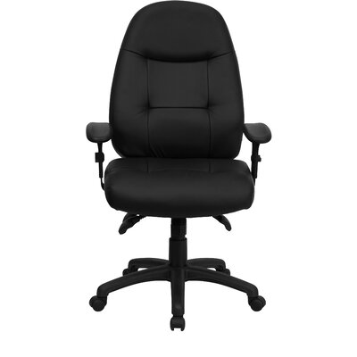 Flash Furniture Multi-Functional High-Back Office Chair with Height Adjustable Arms