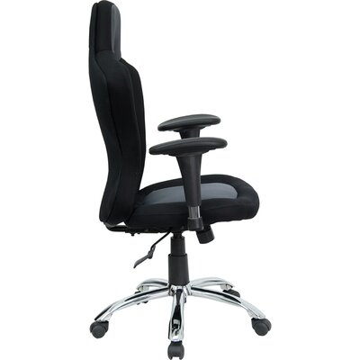 Flash Furniture Race Car Inspired High-Back Mesh Office Chair