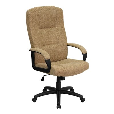 Flash Furniture High-Back Fabric Executive Chair