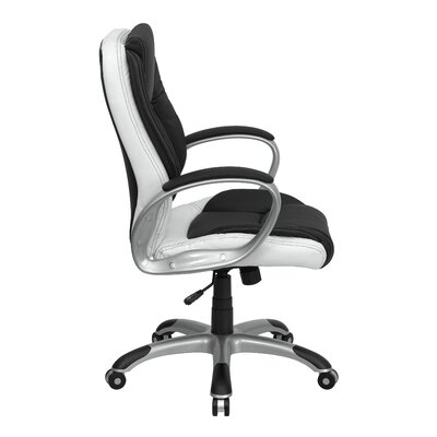 Flash Furniture Mid-Back Swivel Executive Chair