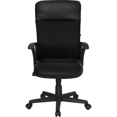 High-Back Swivel Executive Chair