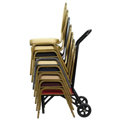Flash Furniture Banquet Chair and Stack Chair Dolly