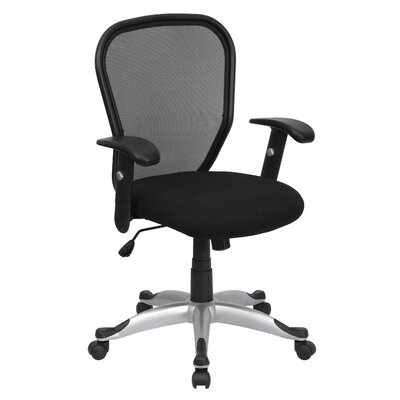 Flash Furniture Mid-Back Mesh Professional Office Chair