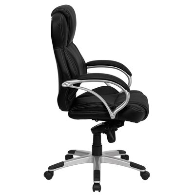 Flash Furniture High-Back Contemporary Office Chair with Designer Loop Arms