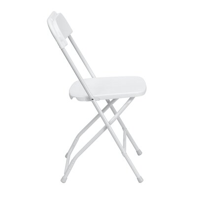 Flash Furniture Premium Plastic Folding Chair