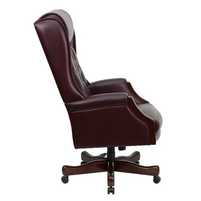 Flash Furniture High-Back Traditional Tufted Executive Chair