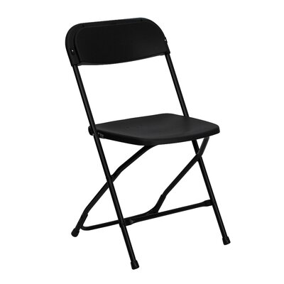 Flash Furniture Hercules Series Plastic Folding Chair (Set of 24)