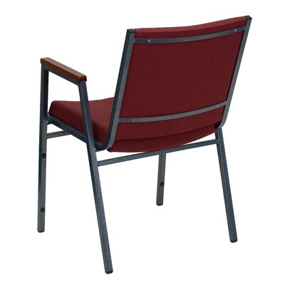 Flash Furniture Hercules Series Heavy Duty 3'' Thickly Padded Stack Chair