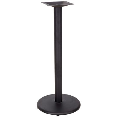 """Flash Furniture Round Shaped Restaurant Table Base with 3"""" Diameter Column"""