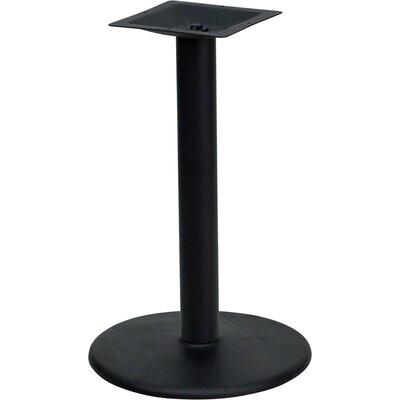 Flash Furniture Round Restaurant Table Base with Bar Height Column