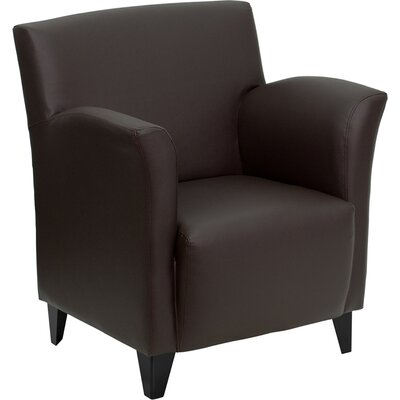 Flash Furniture Hercules Roman Series Reception Lounge Chair