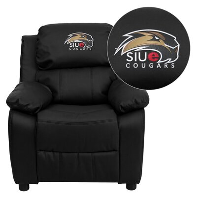 Flash Furniture NCAA Kid's Recliner