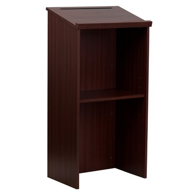 Flash Furniture Stand-Up Lectern