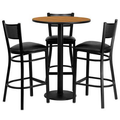 Flash Furniture 4 Piece Table Set