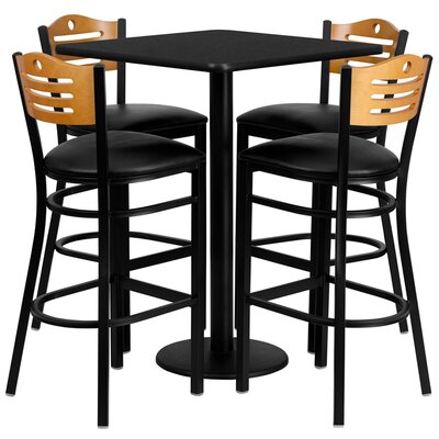 5 Piece Table Set