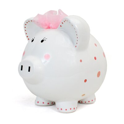 Child to Cherish Aubrey's Ballet Piggy Bank