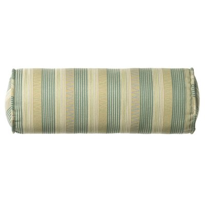Outdoor/Indoor Vibrant Chopstix Pineapple Bolster Pillow