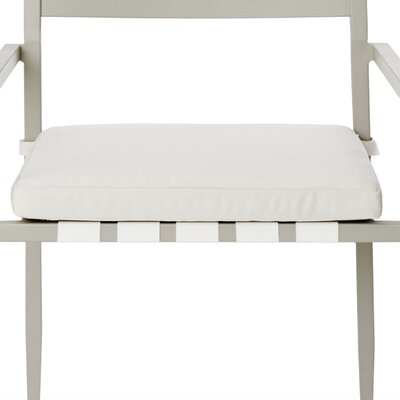 Harbour Outdoor Pier Stacking Dining Chair Cushion