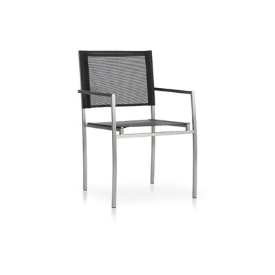 Harbour Outdoor Soho Stacking Dining Arm Chair