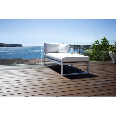 Harbour Outdoor Piano Chaise Sofa Cushion Set