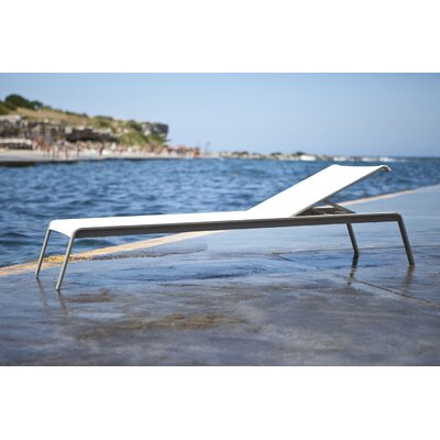 Clovelly Armless Chaise Lounge