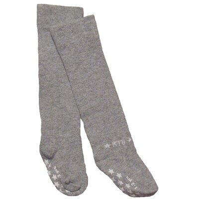 Solid Heather Gray Socks