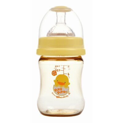 Piyo Piyo Wide Neck Gourd Shaped PES Bottle