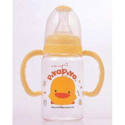 Piyo Piyo Training Nursing Bottle PES with Easy Grip Handle