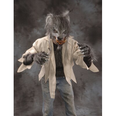 Zagone Hairy Monster Shirt Costume