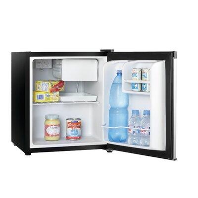 1.6 Cu. Ft. Compact Refrigerator with freezer