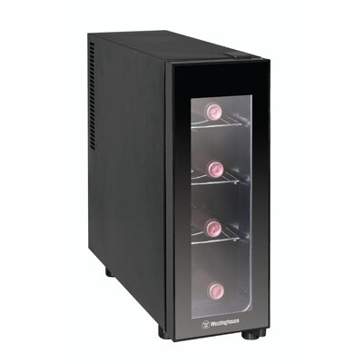 4 Bottle Thermoelectric Wine Refrigerator