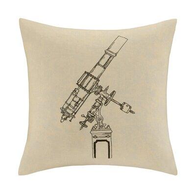 Big Sky Square Pillow