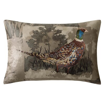 Hadley Bird Oblong Pillow