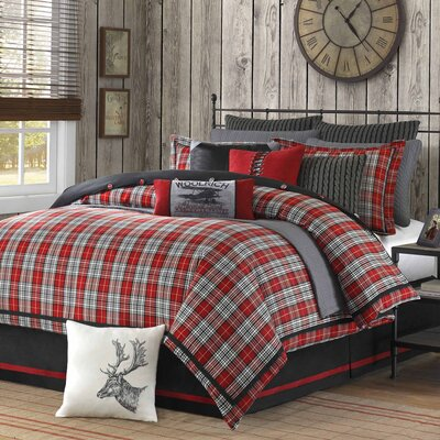 Williamsport Plaid Bedding Collection