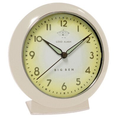 Big Ben Reproduction Alarm Clock