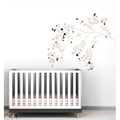 LittleLion Studio Blossom Branch Wall Decal