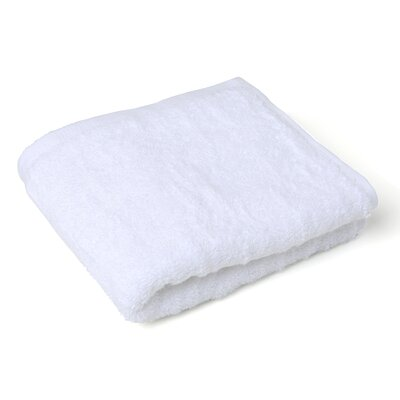 Portico Solid Slub Hand Towel