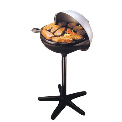 <strong>George Foreman</strong> Indoor / Outdoor BBQ with Dome Cover
