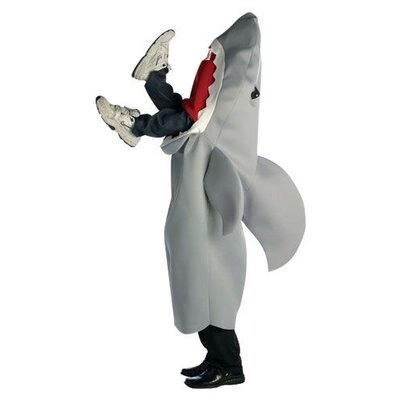 Rasta Imposta Man Eating Shark Adult Costume