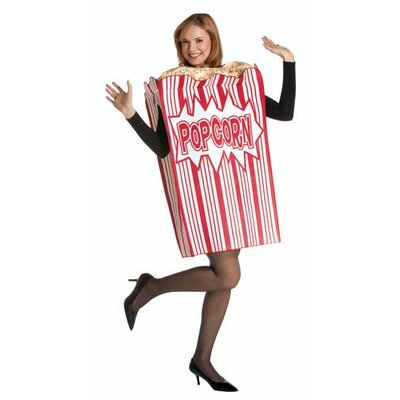 Rasta Imposta Movie Night Popcorn Adult Costume