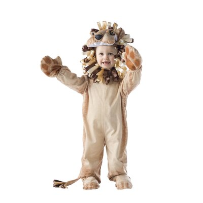 Underwraps Lion Costume in Printed